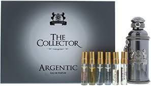 <b>Alexandre</b>.<b>J The</b> Collector Argentic Eau De Parfum Gift Set Unisex ...