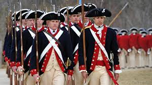 Image result for u.s. revolutionary army pictures