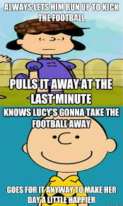 Charlie Brown memes | quickmeme via Relatably.com