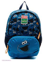 <b>Рюкзак Sesame Street</b> Small Backpack PUMA 2594617 в интернет ...