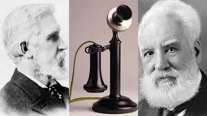 perkembangan teknologi telekomunikasi di no victory elisha gray alexander graham bell