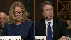 Brett Kavanaugh and Christine Blasey Ford testify in Supreme Court ...