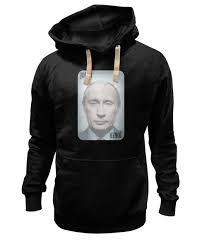 Толстовка Wearcraft Premium унисекс <b>Putin Joker</b> #701383 от ...