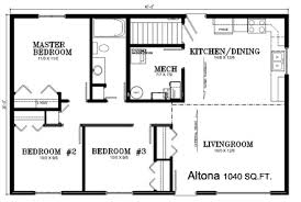 Deneschuk Homes Ltd    Ready to Move RTM Altona Home Plan and PhotosAltona Plan