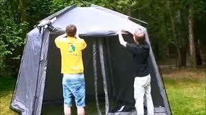Туристический <b>тент</b> шатер <b>Campack Tent</b> G-3501W - YouTube