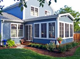 Sunroom Understanding The Difference Between Screened Porches Sunrooms