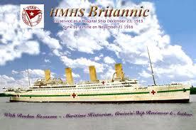 「HMHS Britannic」の画像検索結果
