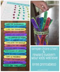 simple summer challenge archives clean mama simple chore chart and reward system your kids will love via clean mama