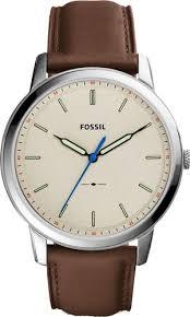 Цены на наручные <b>часы Fossil</b> The Minimalist <b>FS5306</b>