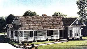Simple Country Farmhouse Plan   GT   st Floor Master Suite    Plan GT