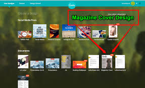 technology for teachers design magazine covers canva s in a social studies class i might have students use the canva magazine templates to create covers that serve as summaries of the week in news