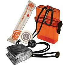 New UST <b>WaterProof</b> Case <b>EDC</b> Survival kit Compass Reflective ...