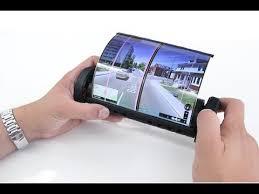В Канаде создали гибкий планшет-свиток (ВИДЕО) - NEWSru.com