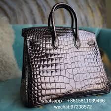 croco handbag _Global selection of {keyword} in Top-Handle Bags ...