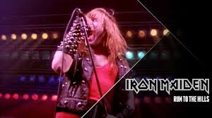 <b>Iron Maiden</b> - Run To The Hills (Official Video) - YouTube