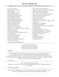 samples smartresume investigator resume sample it project manager