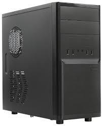 Компьютерный <b>корпус PowerCool</b> S6001 500W купить по низкой ...