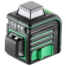 Лазерный уровень <b>ADA CUBE 3-360</b> GREEN HOME EDITION ...