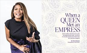 james hickey los angeles photographer creative fashion music queen latifah photograph by james hickey