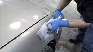 Auto Dent Removal How To Fix A Car Dent With Dry Ice A Auto Maintenance Amp Repairs