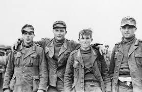 Resultado de imagen de prisioneros de guerra alemanes