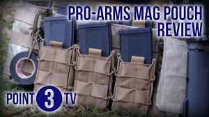 Pro-Arms <b>Mag</b> Pouch Review & Compare • Point3TV • (HSGI Taco ...