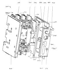 Draw Electric Circuit Patent Draw Out Mechanism For Molded Case Circuit