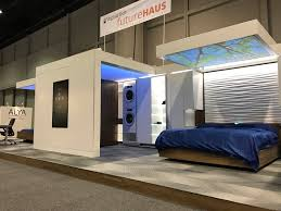 caus vt students virginia tech debuts final phase of futurehaus the bedroom and home office of the future