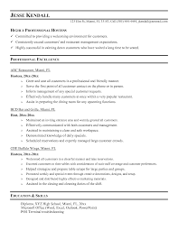 16 hostess resume skills job and resume template cashier resume skills