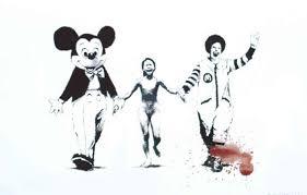 Napalm (<b>Can't Beat the</b> Feeling) (White) by <b>Banksy</b> | Guy Hepner