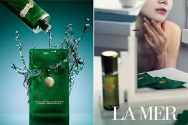 Попробуйте новый ритуал красоты в корнерах <b>La Mer</b>