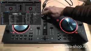 Обзор <b>контроллера Numark</b> Mixtrack III - YouTube