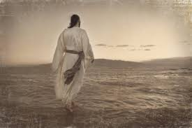 Image result for picture  of jesus feet walking