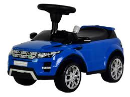 <b>Каталка</b> Barty Z348B <b>Range Rover Evoque</b>, Синий от 2334 р ...