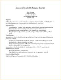 accounts receivable resume sample best business template accounts receivable resume examples 2013 sample customer service regarding accounts receivable resume sample 2512