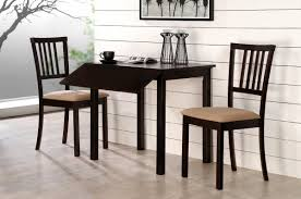 dining sets seater: contemporary kitchen black glass rectangle seater dining table set with faux leather chairs