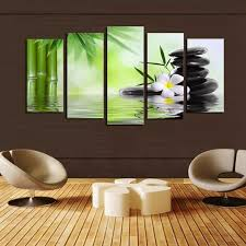 No Frame Green <b>Huge Modern Abstract</b> Wall Decoration Art Oil ...