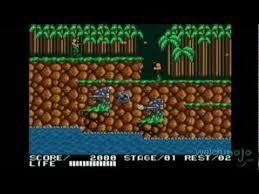 <b>Video Game Classics</b>: Contra - YouTube