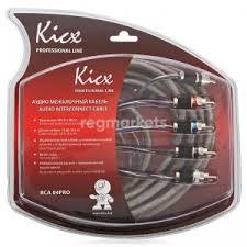 Межблочные <b>кабели</b> Kicx RCA-05 в Пензе 🥇