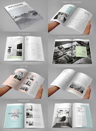 magazine templates creative print layout designs modern magazine template designs