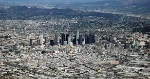 Risultati immagini per LOS ANGELES DALL'ALTO