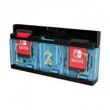 <b>Nintendo Switch Кейс Hori</b> (Zelda) для хранения 6 игровых карт ...