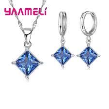 Sparkling White/<b>Purple</b> Clear <b>CZ</b> Stones <b>Romantic</b> Heart Lovely 925 ...