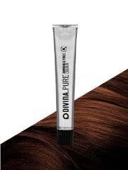 Перманентная <b>безаммиачная краска для волос</b> Divina.Pure n ...