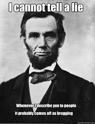 Honest Abe memes | quickmeme via Relatably.com