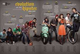 Эволюция <b>хипстеров</b> в нулевые