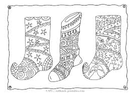 christmas coloring page stocking milliande s christmas set of christmas stocking pictures to color a variety of festive patterns from christmas stars