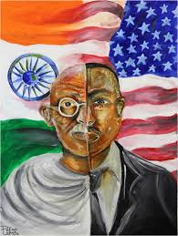 birmingham museum of art gandhi jayanti poster and essay honorable mention one vision one world by palavi ahuja spain park high school grade