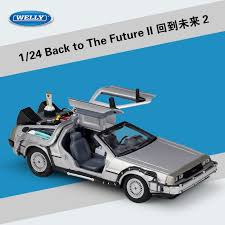 <b>WELLY</b> Willy <b>1:24 movie</b> number one player back to the future ...