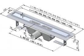 <b>Душевой канал</b> Alcaplast APZ1-<b>300</b> купить в интернет-магазине ...